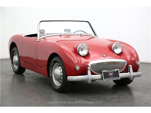 1960 Austin-Healey Bug Eye for sale in Los Angeles, California 90063