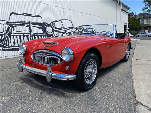 1963 Austin-Healey 3000 for sale in Pleasanton, California 94566