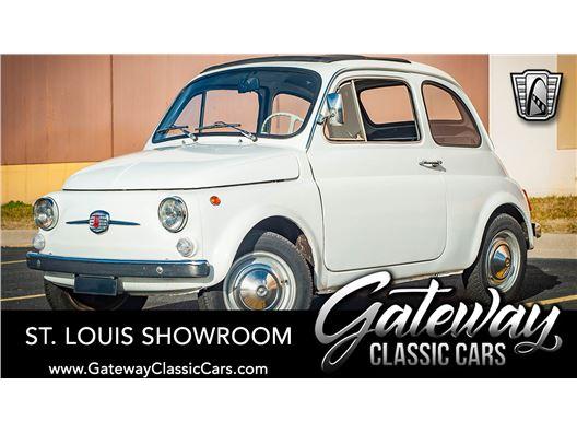 1969 Fiat 500F for sale in OFallon, Illinois 62269