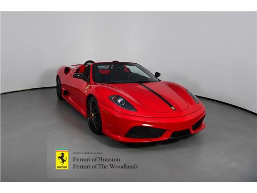 2009 Ferrari F430 Scuderia Spider 16M for sale on GoCars.org
