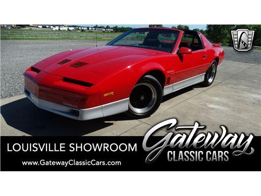 1987 Pontiac Firebird / Trans AM for sale in Memphis, Indiana 47143