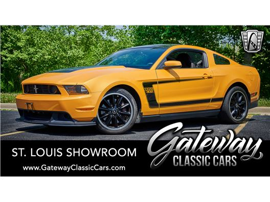 2012 Ford Mustang for sale in OFallon, Illinois 62269