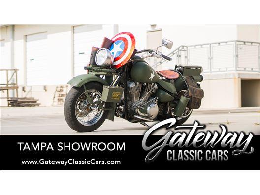 2001 Yamaha Roadstar for sale in Ruskin, Florida 33570