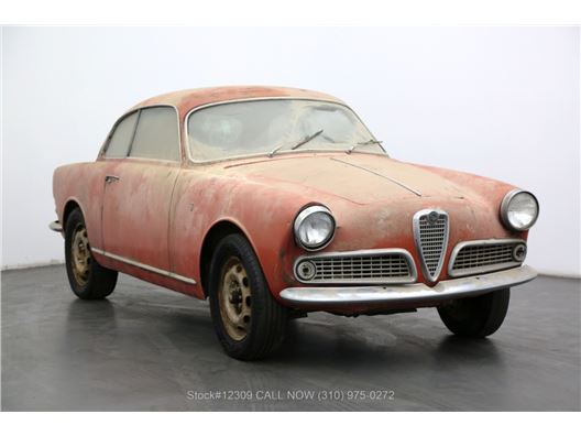1959 Alfa Romeo Giulietta Sprint for sale in Los Angeles, California 90063