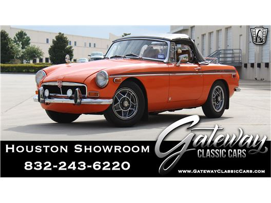 1973 MG MGB for sale in Houston, Texas 77090
