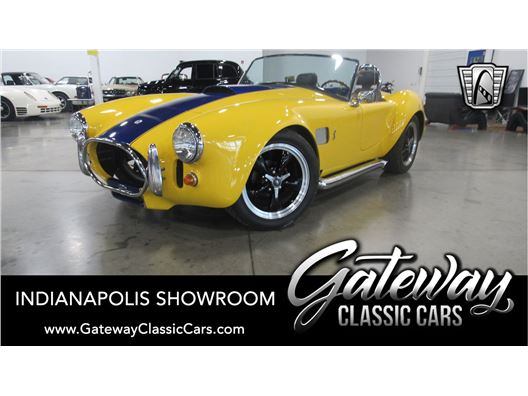 1993 Cobra Replicar for sale in Indianapolis, Indiana 46268
