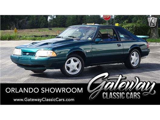 1992 Ford Mustang for sale in Lake Mary, Florida 32746