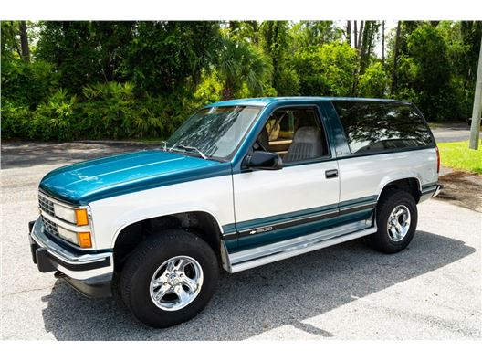 1992 Chevrolet Blazer for sale in Sarasota, Florida 34232