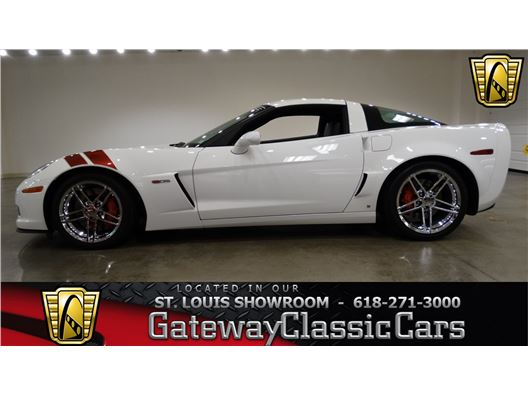 2007 Chevrolet Corvette for sale in O'Fallon, Illinois 62269