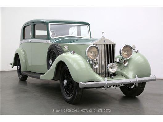 1937 Rolls-Royce 25/30 for sale in Los Angeles, California 90063