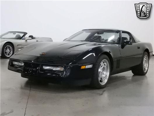 1990 Chevrolet Corvette for sale in Kenosha, Wisconsin 53144