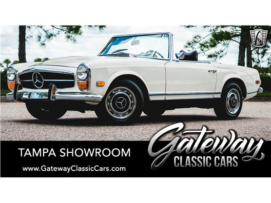 1971 Mercedes-Benz 280SL for sale in Ruskin, Florida 33570