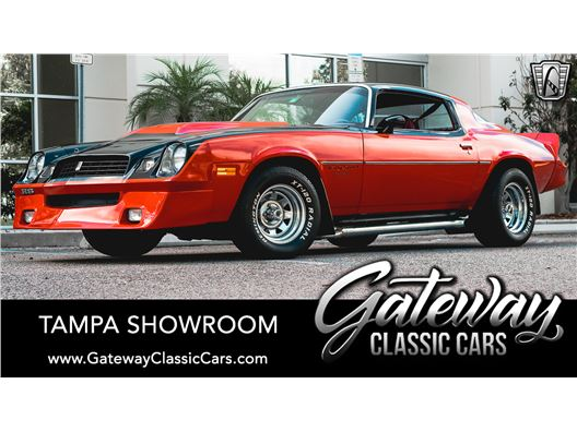 1979 Chevrolet Camaro for sale in Ruskin, Florida 33570