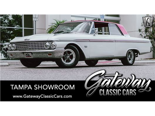 1962 Ford Galaxie for sale in Ruskin, Florida 33570