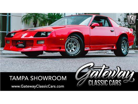 1992 Chevrolet Camaro for sale in Ruskin, Florida 33570