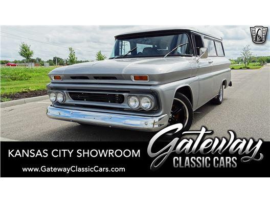 1963 Chevrolet Suburban for sale in Olathe, Kansas 66061