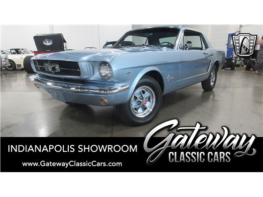 1965 Ford Mustang for sale in Indianapolis, Indiana 46268