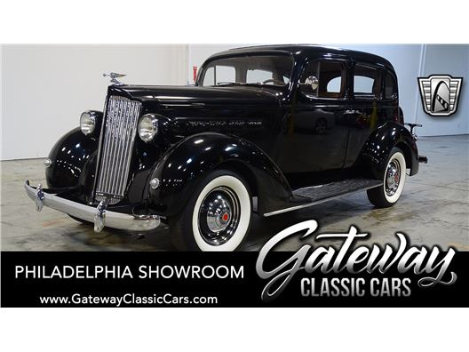 1937 Packard Six for sale in West Deptford, New Jersey 8066