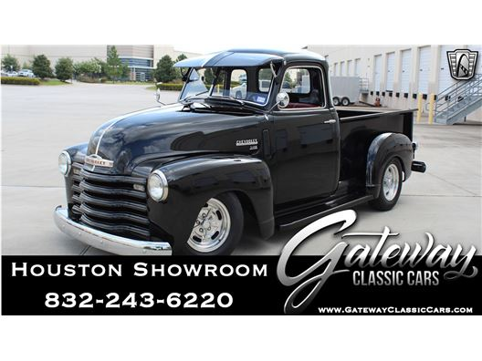 1949 Chevrolet 3100 for sale in Houston, Texas 77090