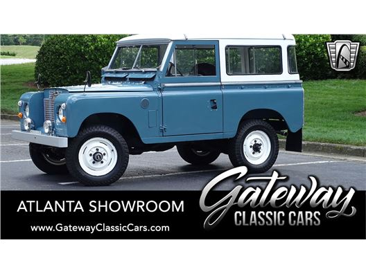 1972 Land Rover Santana for sale in Alpharetta, Georgia 30005