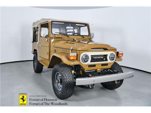 1979 Toyota FJ40 for sale on GoCars.org