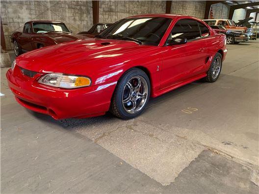 1997 Ford Mustang SVT Cobra for sale in Sarasota, Florida 34232