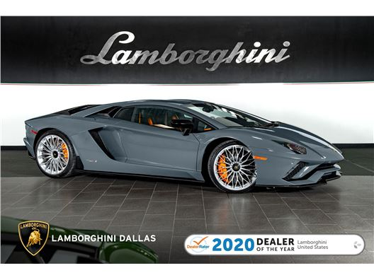 2017 Lamborghini Aventador S for sale in Richardson, Texas 75080