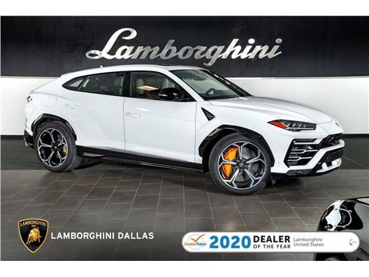 2020 Lamborghini Urus for sale on GoCars.org
