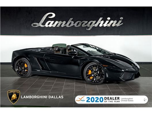 2012 Lamborghini Gallardo LP550-2 Spyder for sale on GoCars.org