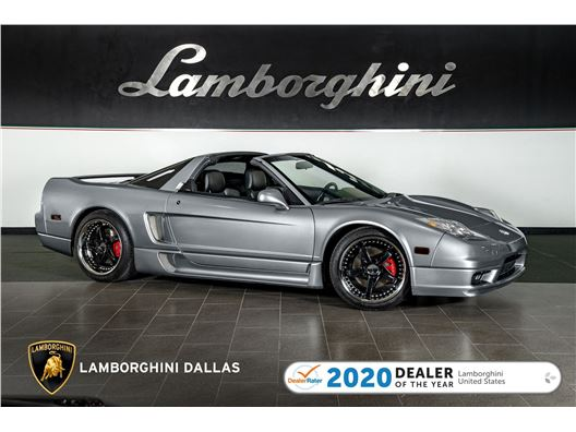 2004 Acura NSX for sale in Richardson, Texas 75080