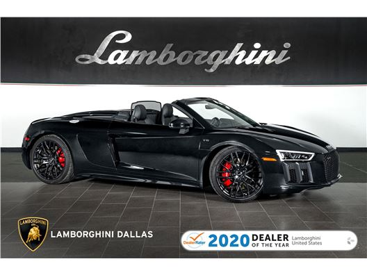 2018 Audi R8 Spyder for sale in Richardson, Texas 75080