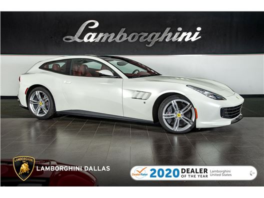 2018 Ferrari GTC4 Lusso for sale on GoCars.org