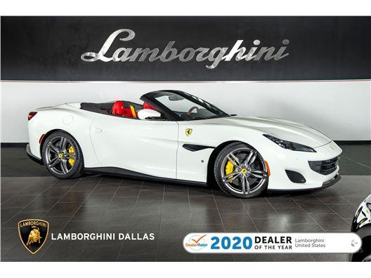 2019 Ferrari Portofino for sale in Richardson, Texas 75080