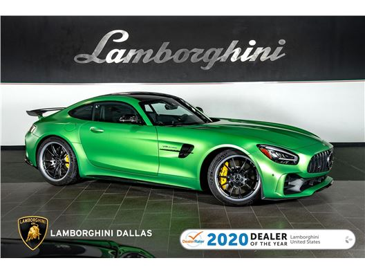 2020 Mercedes-Benz Amg Gt R for sale in Richardson, Texas 75080