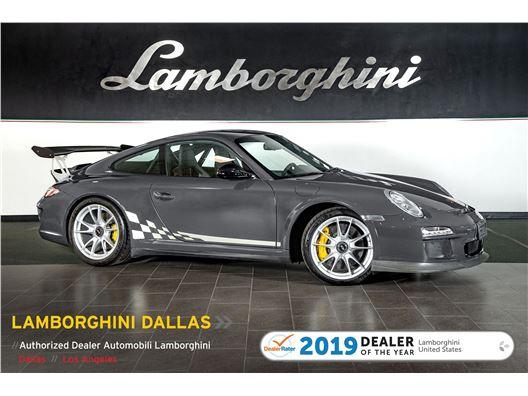 2011 Porsche 911 GT3 RS for sale in Richardson, Texas 75080