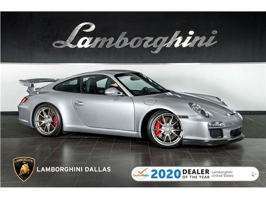 2010 Porsche 911 Gt3 for sale in Richardson, Texas 75080