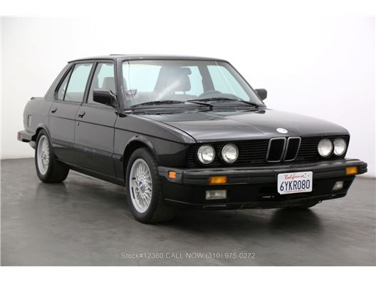 1988 BMW M5 for sale in Los Angeles, California 90063