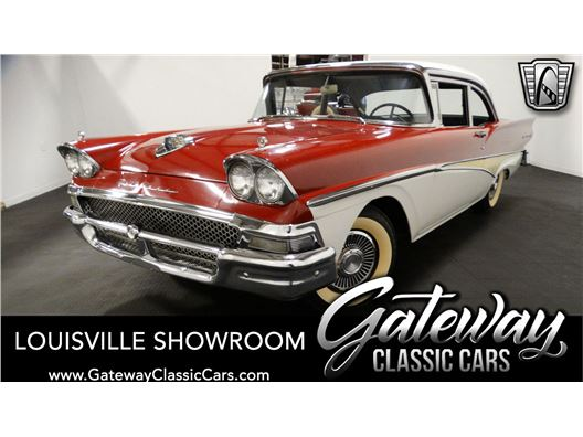 1958 Ford Fairlane for sale in Memphis, Indiana 47143