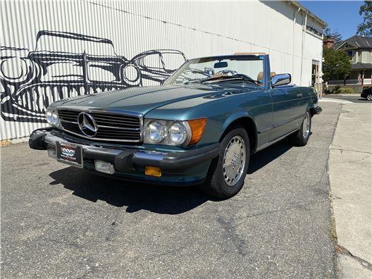 1987 Mercedes-Benz 560SL for sale on GoCars.org