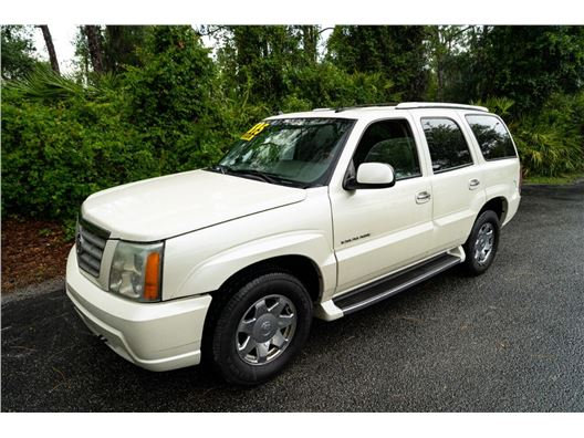 2004 Cadillac Escalade for sale on GoCars.org