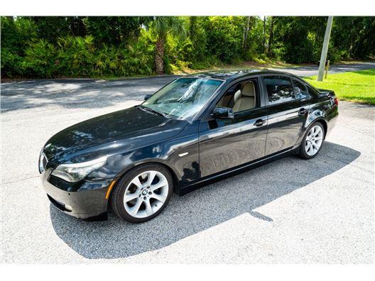 2009 BMW 5 Series for sale in Sarasota, Florida 34232