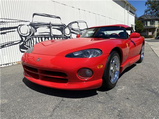 1996 Dodge Viper R/T 10 for sale in Pleasanton, California 94566