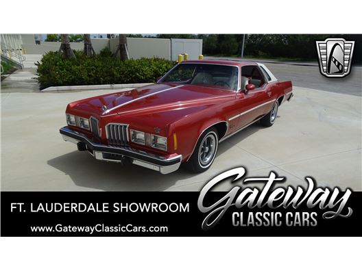 1977 Pontiac Grand Prix for sale in Coral Springs, Florida 33065