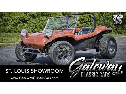 1970 Volkswagen Dune Buggy for sale in OFallon, Illinois 62269