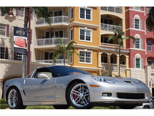 2007 Chevrolet Corvette Z06 for sale in Naples, Florida 34104