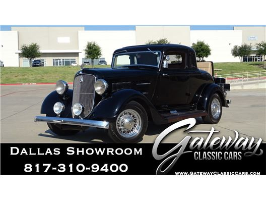 1934 Plymouth 5 Window for sale in DFW Airport, Texas 76051