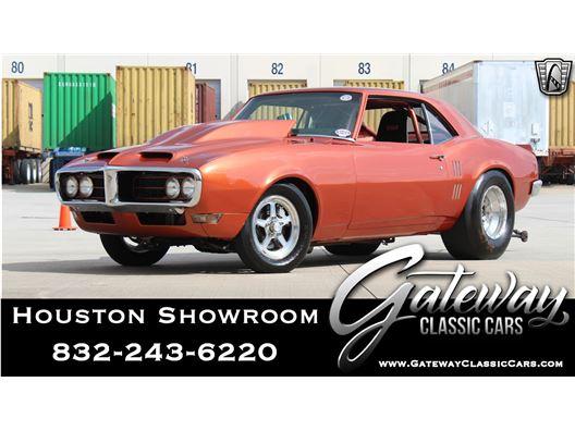 1968 Pontiac Firebird for sale in Houston, Texas 77090