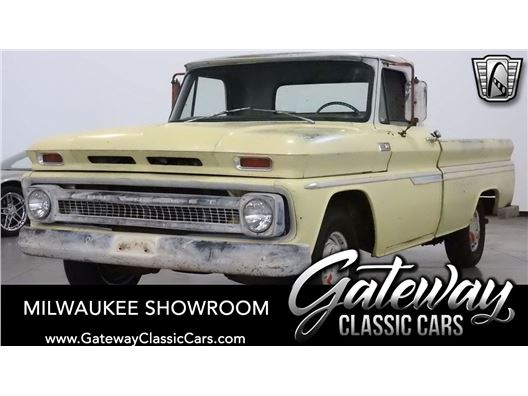 1965 Chevrolet C10 for sale in Kenosha, Wisconsin 53144
