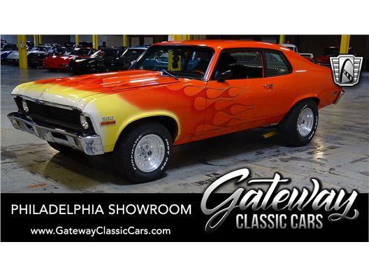 1974 Chevrolet Nova II for sale in West Deptford, New Jersey 8066