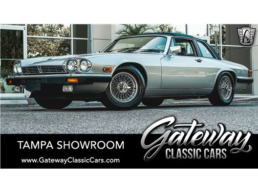 1988 Jaguar XJSC for sale in Ruskin, Florida 33570